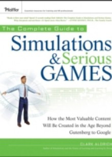 Обложка книги  - Complete Guide to Simulations and Serious Games