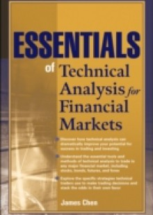 Обложка книги  - Essentials of Technical Analysis for Financial Markets