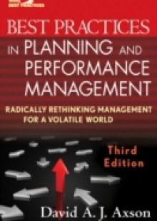 Обложка книги  - Best Practices in Planning and Performance Management
