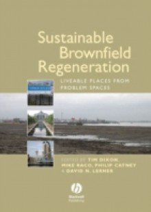 Обложка книги  - Sustainable Brownfield Regeneration