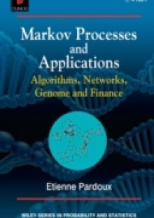 Обложка книги  - Markov Processes and Applications