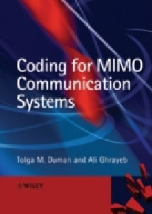 Обложка книги  - Coding for MIMO Communication Systems