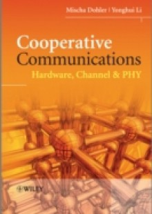 Обложка книги  - Cooperative Communications