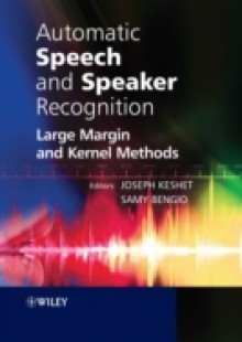 Обложка книги  - Automatic Speech and Speaker Recognition