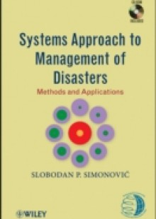 Обложка книги  - Systems Approach to Management of Disasters