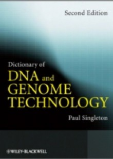 Обложка книги  - Dictionary of DNA and Genome Technology