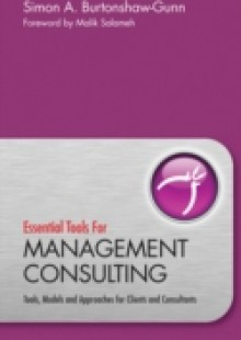 Обложка книги  - Essential Tools for Management Consulting
