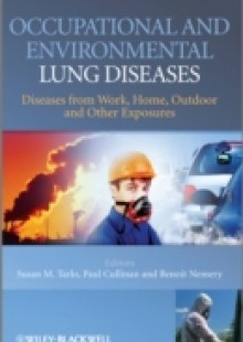 Обложка книги  - Occupational and Environmental Lung Diseases