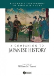 Обложка книги  - Companion to Japanese History
