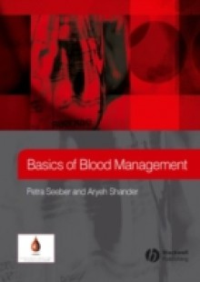 Обложка книги  - Basics of Blood Management