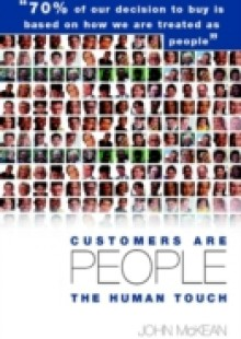 Обложка книги  - Customers Are People … The Human Touch