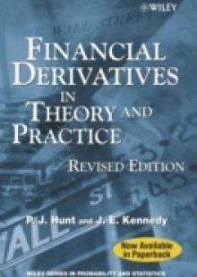 Обложка книги  - Financial Derivatives in Theory and Practice