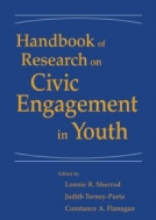 Обложка книги  - Handbook of Research on Civic Engagement in Youth