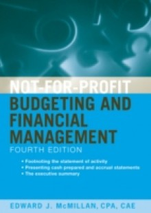Обложка книги  - Not-for-Profit Budgeting and Financial Management