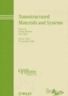 Обложка книги  - Nanostructured Materials and Systems