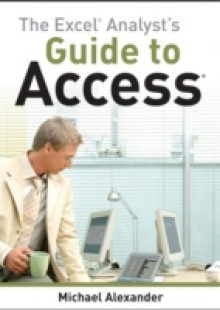 Обложка книги  - Excel Analyst's Guide to Access