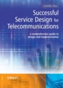Обложка книги  - Successful Service Design for Telecommunications