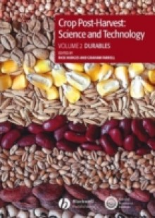 Обложка книги  - Crop Post-Harvest: Science and Technology, Durables
