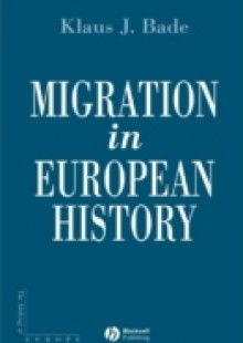 Обложка книги  - Migration in European History