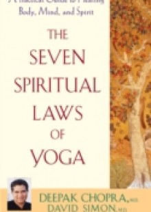 Обложка книги  - Seven Spiritual Laws of Yoga