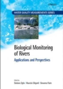 Обложка книги  - Biological Monitoring of Rivers