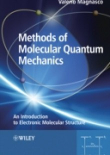 Обложка книги  - Methods of Molecular Quantum Mechanics