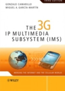 Обложка книги  - 3G IP Multimedia Subsystem (IMS)