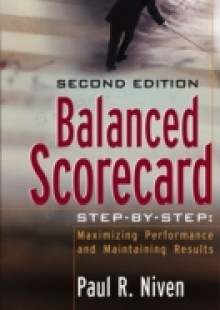 Обложка книги  - Balanced Scorecard Step-by-Step
