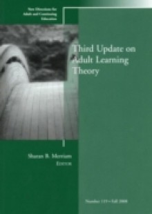 Обложка книги  - Third Update on Adult Learning Theory