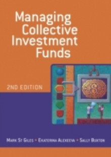 Обложка книги  - Managing Collective Investment Funds