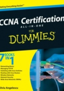 Обложка книги  - CCNA Certification All-In-One For Dummies