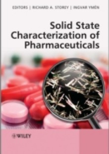 Обложка книги  - Solid State Characterization of Pharmaceuticals