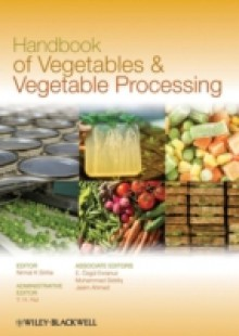 Обложка книги  - Handbook of Vegetables and Vegetable Processing