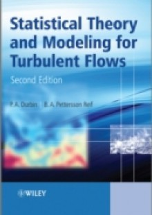 Обложка книги  - Statistical Theory and Modeling for Turbulent Flows