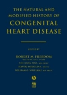 Обложка книги  - Natural and Modified History of Congenital Heart Disease