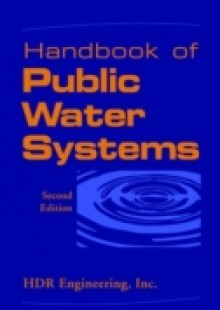 Обложка книги  - Handbook of Public Water Systems