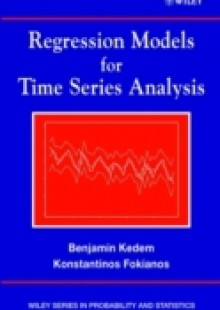 Обложка книги  - Regression Models for Time Series Analysis