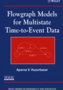 Обложка книги  - Flowgraph Models for Multistate Time-to-Event Data