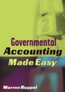 Обложка книги  - Governmental Accounting Made Easy