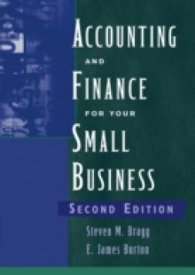 Обложка книги  - Accounting and Finance for Your Small Business