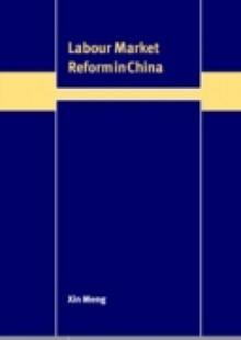 Обложка книги  - Labour Market Reform in China