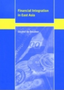 Обложка книги  - Financial Integration in East Asia