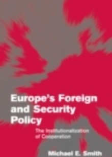 Обложка книги  - Europe's Foreign and Security Policy