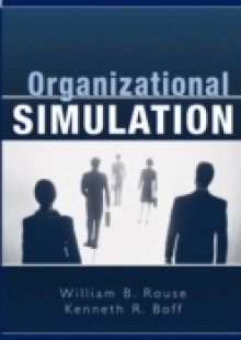 Обложка книги  - Organizational Simulation