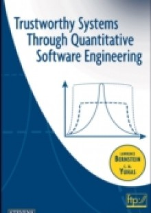 Обложка книги  - Trustworthy Systems Through Quantitative Software Engineering