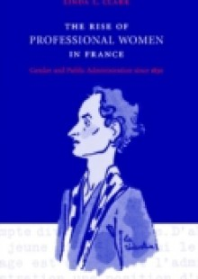 Обложка книги  - Rise of Professional Women in France