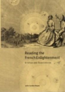 Обложка книги  - Reading the French Enlightenment