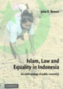 Обложка книги  - Islam, Law, and Equality in Indonesia