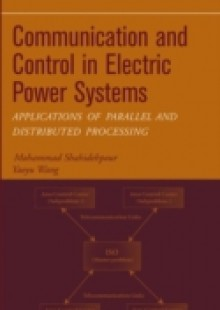 Обложка книги  - Communication and Control in Electric Power Systems