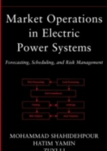 Обложка книги  - Market Operations in Electric Power Systems